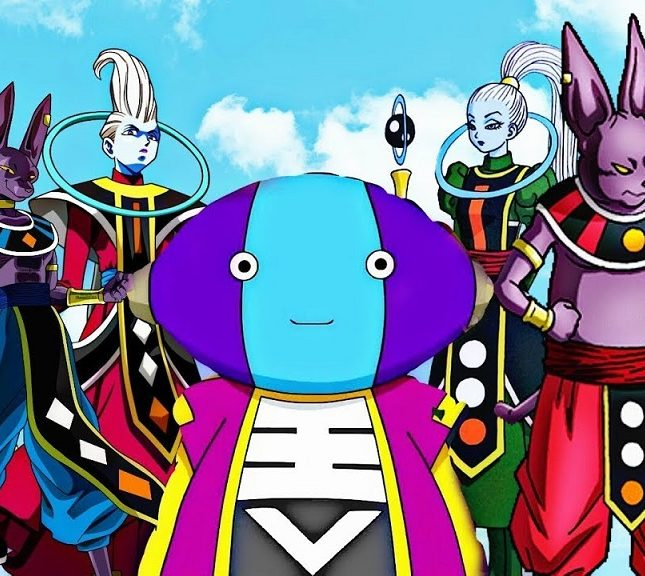 powerful Dragon Ball characters