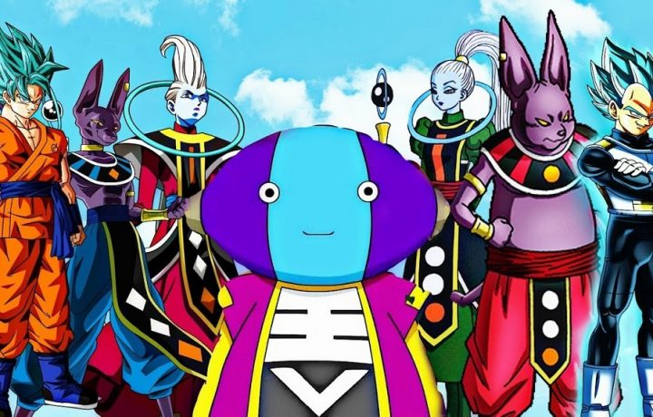 The most powerful Dragon Ball characters!