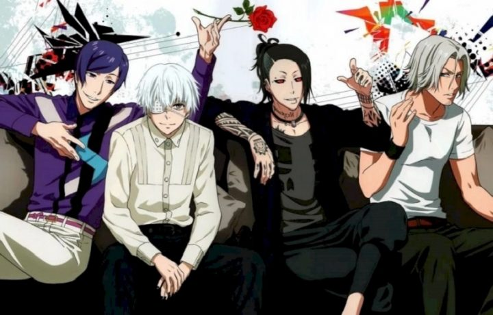 Tokyo ghoul seasons, story, and characters
