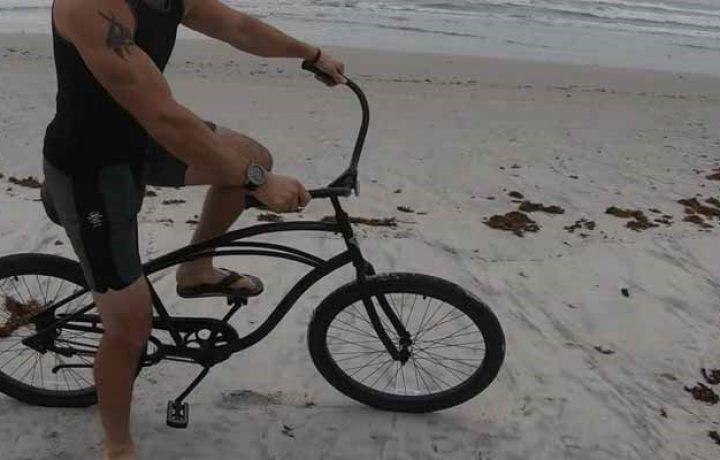 Can You Ride Beach Cruiser Bike on Sand