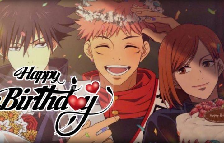Happy birthday Anime: How to Organize an Anime Birthday